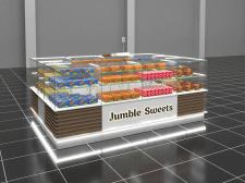 Торговый островок Jumble Sweets