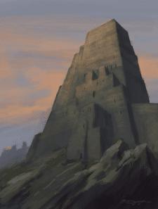 крепость Иштар