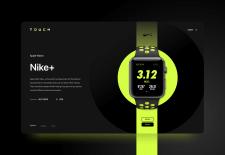 Apple Watch + Nike Plus