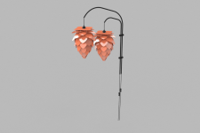 Lampe double conia