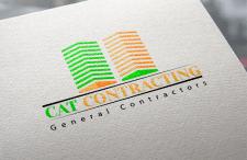 логотип  для компании «CAT CONTRACTING»