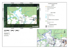 Оцифровка топографических карт
