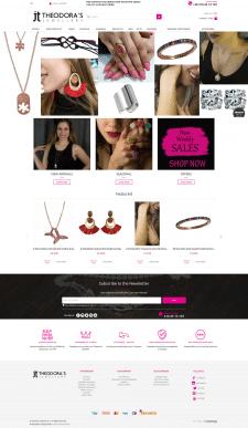 theodorajewellery.com