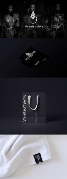 Nevalyashka brand logo