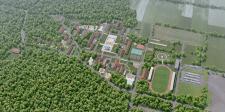 """Интернациональный кампус """"Wesendorf"""" (вид 3)"""