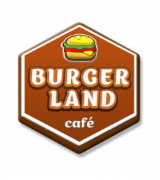 "Logo ""BURGER"""