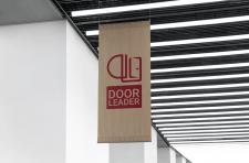 """Логотип для компании """"Дверной Лидер"""""""
