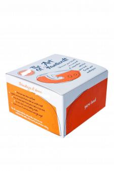 Текстовое оформление упаковки продукта