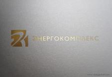 """Логотип Компании """"Энергокомплекс"""""""