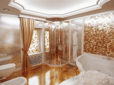 Концепция дизайна мини-отеля