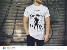 Разработка дизайна футболки