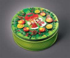 дизайн новогодней упаковки 2015
