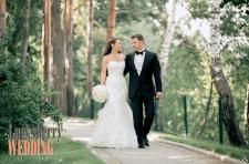 Волшебство осенней свадьбы