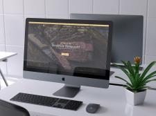 Создание сайта и брендирование сети ресторанов