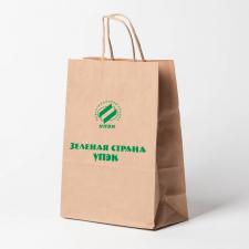 Брендирование эко-пакета