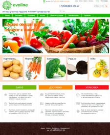 Evoline - Интернет-магазин продуктов