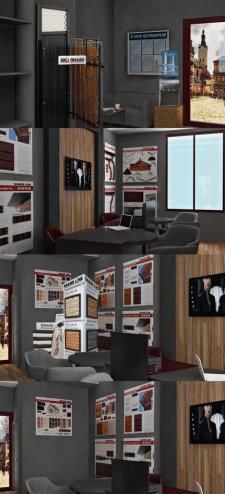 Дизайн интерьера офиса Grand Line