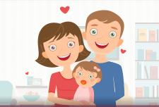 2D рекламный ролик для психолога
