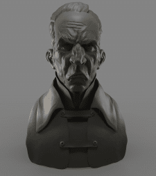 Dishonored character