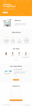 Landing Page (Outsource)