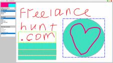 Графический редактор (аналог paint) на WinForms