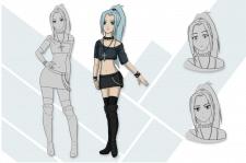 Дизайн персонажа 3