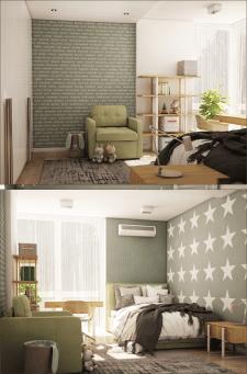 Проект для Константина Шевченко. Квартира 117 м2