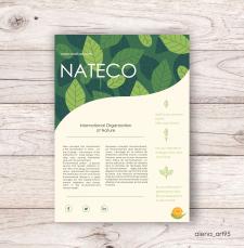 Дизайн странички  журнала