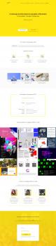 Дизайн лендінг-сторінки