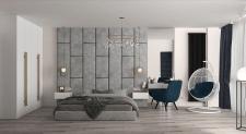 Дизайн-проект двухкомнатной квартиры в современном
