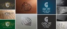 """Логотип інвестиційної компанії """"G-Profit"""""""