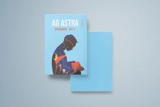 Обложка для школьного альманаха