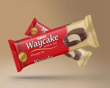 Разработка дизайна упаковки печенья