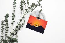"""Открытка """"Стамбул"""""""