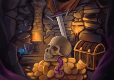 Подземелье с сокровищами