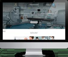 Интернет магазин для компании «МедЛабРус»