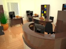 Интерьер офиса канал 31 (тв)