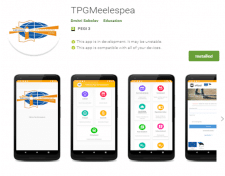 Android приложение для школы