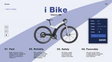 Сайт для продажи велосипедов