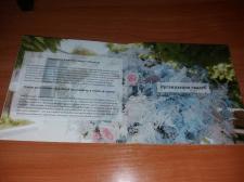 Буклет для свадебного агентства