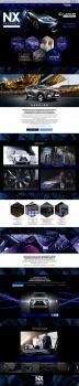 Дизайн Сайта Lexus