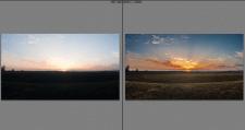 Обработка пейзажа с применением HDR