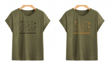 дизайн пинта на футболку