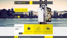 Создание интернет-магазина Mobi King