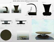 Разработка плетенной мебели
