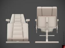 Косметологическое кресло КК-03_02
