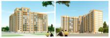 проект многоетажного дома г. Ереван