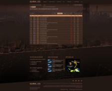 Сайт международного STP брокера