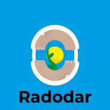Логотип Radodar