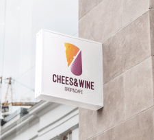 Branding for Cheese and Wine